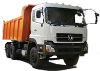 Dongfeng D375 6x4