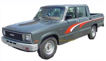 روغن موتور وانت مزدا 2000